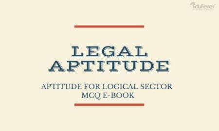 Aptitude for Logical Sector MCQ eBook