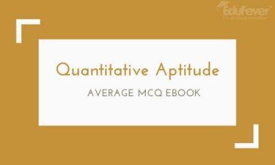 Average MCQ eBook