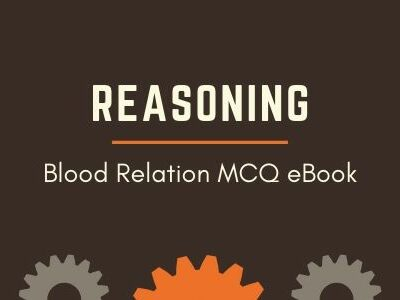 Reasoning: Blood Relation MCQ eBook