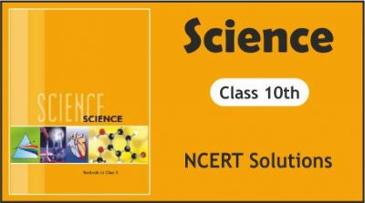 CBSE Class 10th Science NCERT Solution
