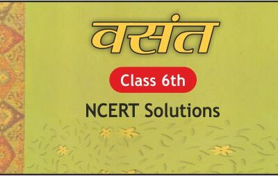 Download Free Class 6th Hindi Vasant NCERT Solutions 2020-21 in PDF
