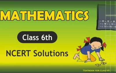 Download Free Class 6th Maths NCERT Solutions 2020-21 in PDF