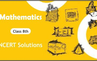 Download Free Class 8th Maths NCERT Solutions 2020-21 in PDF