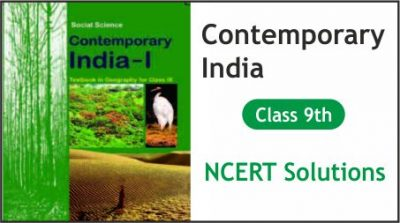 CBSE Class 9th Contemporary India NCERT Solutions