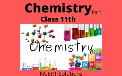 Class 11th Chemistry Part 1 NCERT Solutions