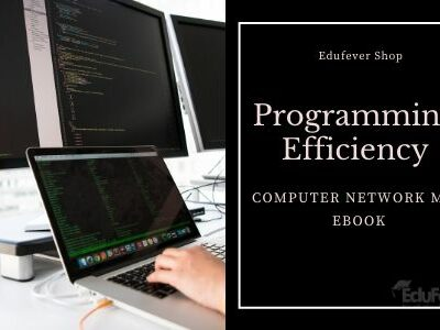 Programming Efficiency Test: Computer Network MCQ eBook