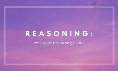 Course of Action MCQ eBook