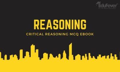 Critical Reasoning MCQ eBook