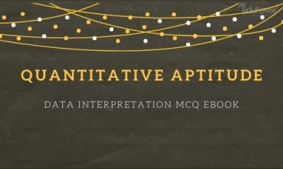 Data Interpretation MCQ eBook