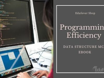 Programming Efficiency Test: Data Structure MCQ eBook