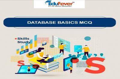 Database Basic MCQ