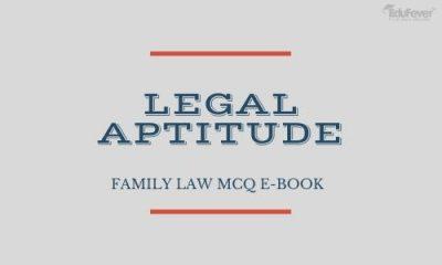 Family Law MCQ eBook
