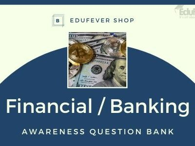 Financial/Banking Awareness Question Bank