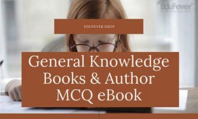 General Knowledge Books & Author MCQ eBook