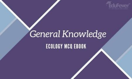 General Knowledge Ecology MCQ eBook