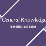 General Knowledge Economics MCQ eBook