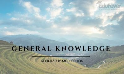 General Knowledge Geography MCQ eBook