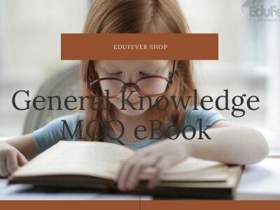 General Knowledge MCQ eBook