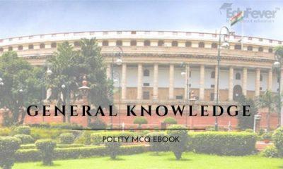 General Knowledge Polity MCQ eBook