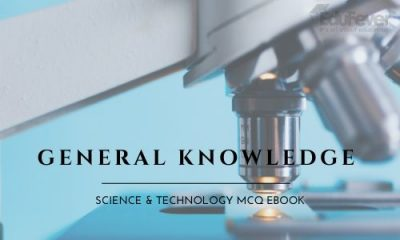 General Knowledge Science & Technology MCQ eBook