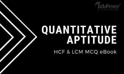 Quantitative Aptitude: HCF & LCM MCQ eBook