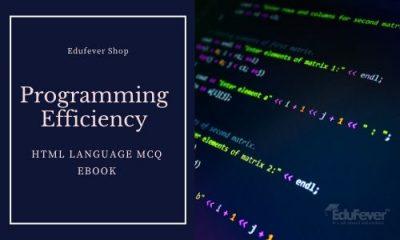 HTML Language MCQ eBook
