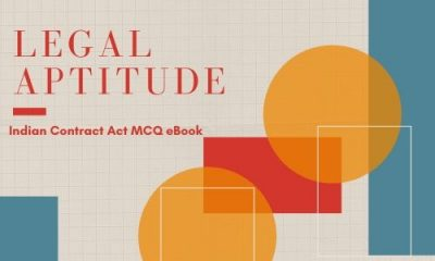 Indian Contract Act MCQ eBook