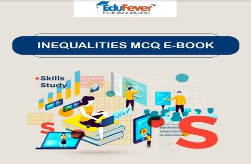 Inequalities MCQ E-Book