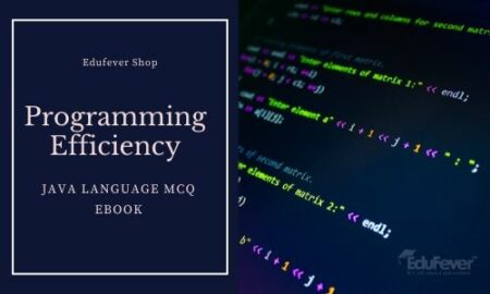 Java Language MCQ eBook