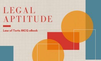Law of Torts MCQ eBook