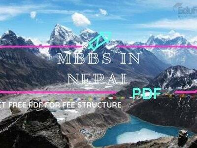Download Free MBBS in Nepal 2020-21 Fee Structure in PDF
