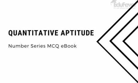 Number Series MCQ eBook