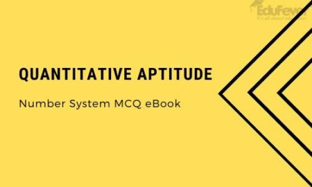 Number System MCQ eBook