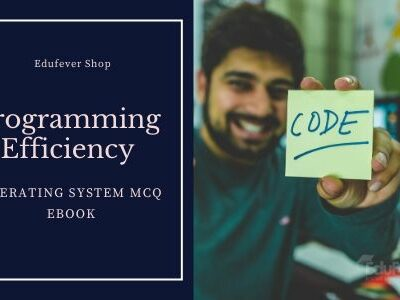 Programming Efficiency Test: Operating System MCQ eBook