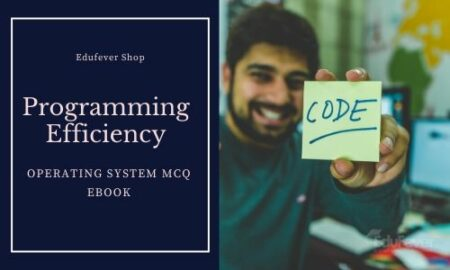 Operating System MCQ eBook