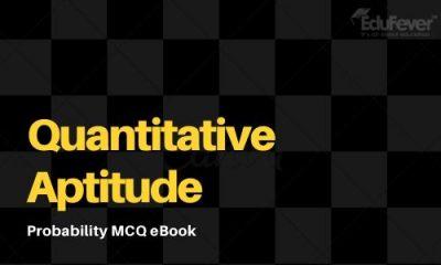 Probability MCQ eBook