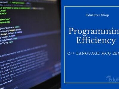 Programming Efficiency Test C++ Language MCQ eBook