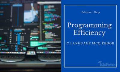 Programming Efficiency Test C Language MCQ eBook