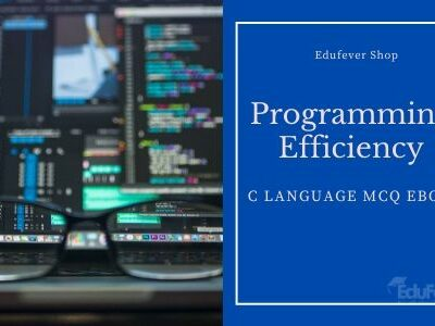Programming Efficiency Test: C Language MCQ eBook