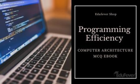 Programming Efficiency Test Computer Architecture MCQ eBook
