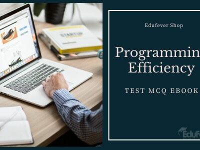 Programming Efficiency Test MCQ eBook