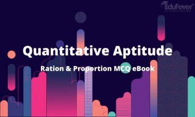 Ration & Proportion MCQ eBook