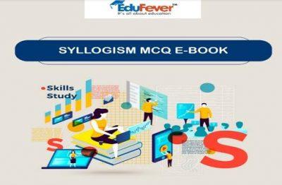 Syllogism MCQ E-Book