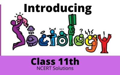 Download Free Class 11th Introducing Sociology NCERT Solutions 2020-21 in PDF