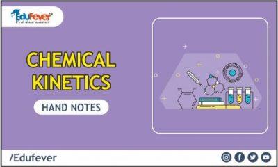 Chemical Kinetics Hand Written