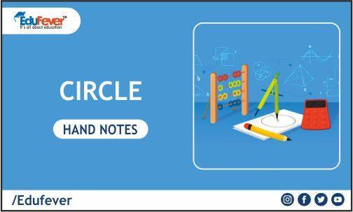 Circle Hand Written Notes