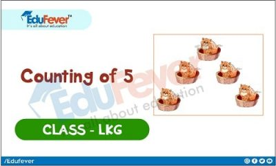 Counting of 5