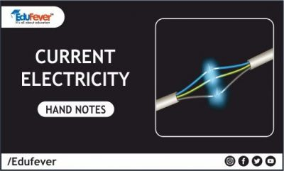 Current Electricity Hand Written Notes