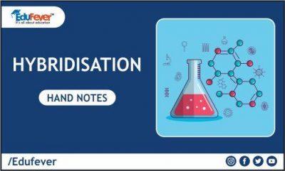 Hybridisation Hand Written Notes
