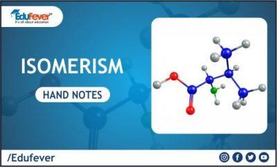 Isomerism hand Written Notes